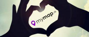 Om os: ? mymap.dk