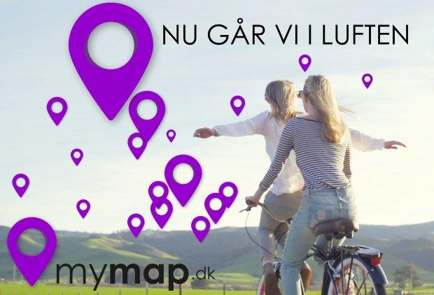 blog: mymap.dk går i luften nu!